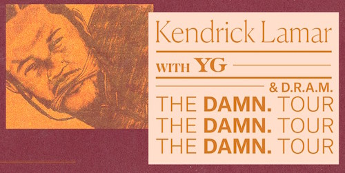 Kendrick Lamar @ Air Canada Centre, Wednesday