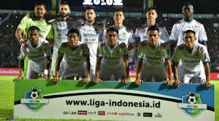 Hasil Pertandingan Persib Liga 1 2018