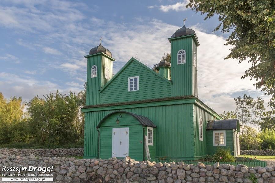 Meczet tatarski w Kruszynianach