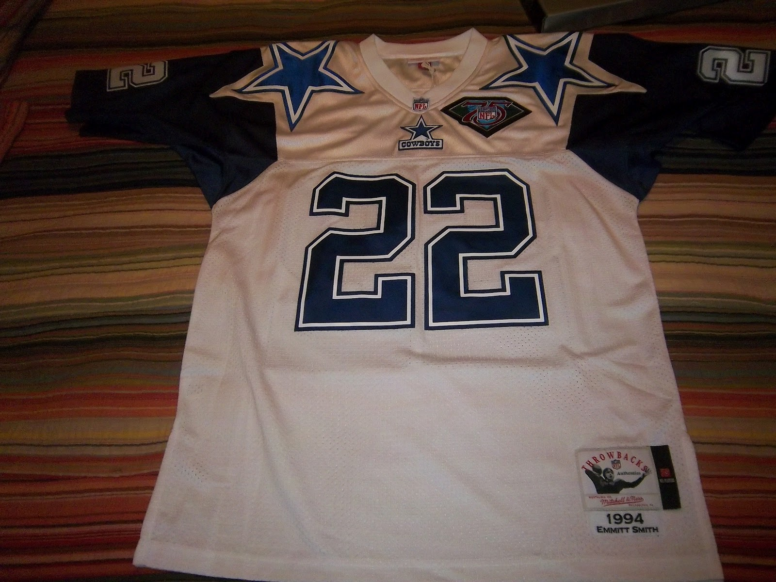 e5f027ac3 I ve always loved the double star Cowboys Jersey and this is a great piece  of my favorite Cowboy of all time. It s also limited edition   to 22 with  mine ...