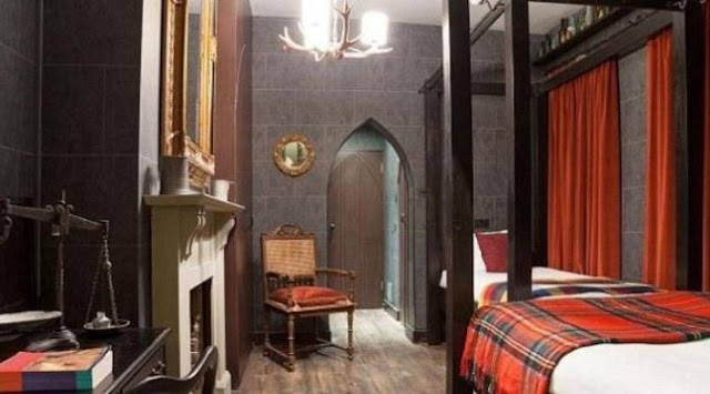 Kamar Hotel Harry Potter