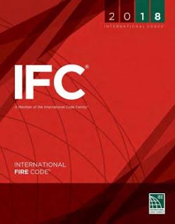 2018 International Fire Code,nfpa ,fire fighting ,sprinkler,hose,fire alarm