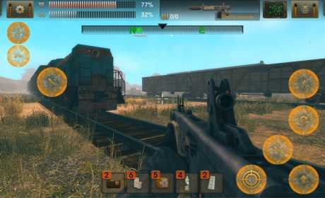 Game Tembak Tembakan Offline The Sun Origin Mod Apk