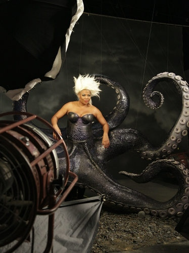 Disney Dream Celebrity Portraits by Annie Leibovitz-12