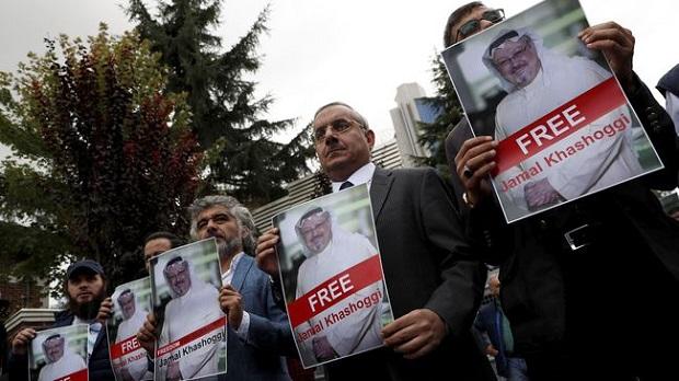 Pemerintah Arab Saudi Datangi Turki Soal Hilangnya Wartawan