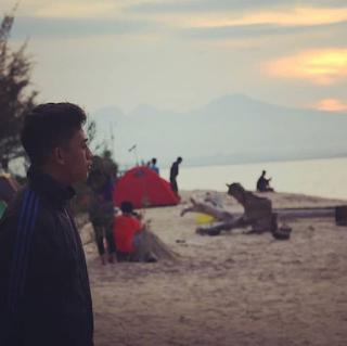 Senja Pulau Panjang