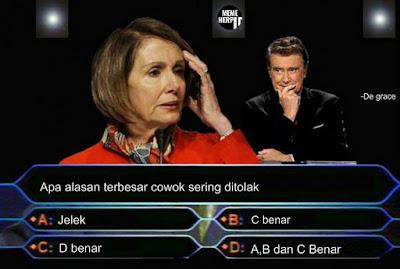 11 Meme Kocak 'Pertanyaan Kuis' Ini Bikin Ngakak Sampe Kayang