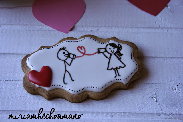 galleta novios