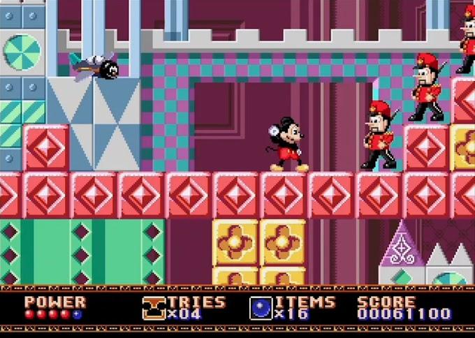 Mega Drive Mini: SEGA confirma mais 10 jogos no novo console