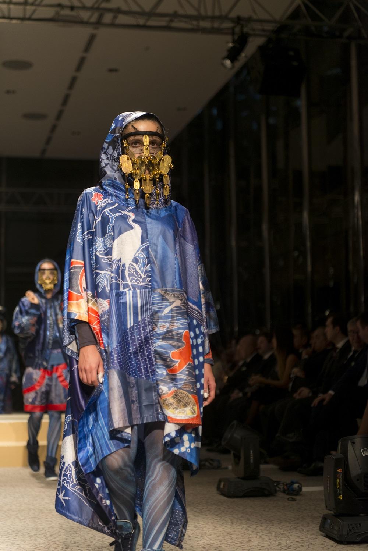 Hello Istanbul fashion show by Kansai Yamamoto