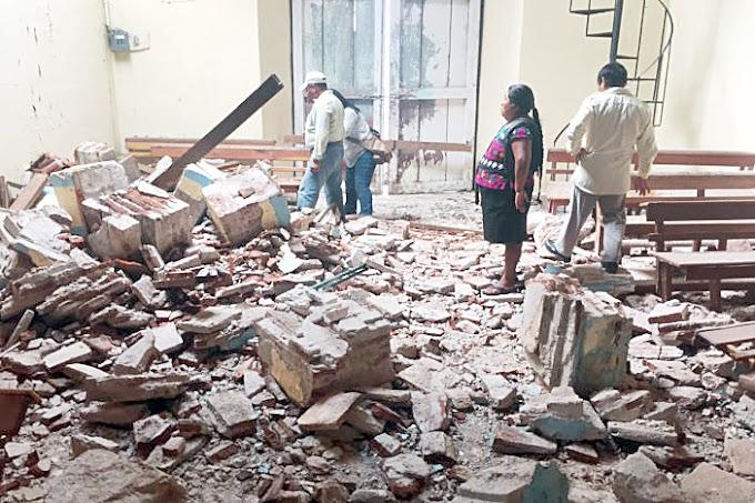 La Sedesol confirma la demolición de más de 5 mil viviendas en Chiapas