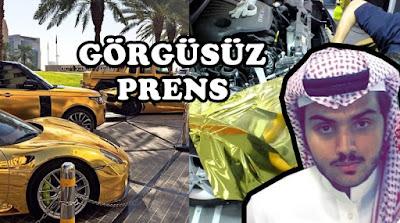 Ferrari ve Arap Prensler