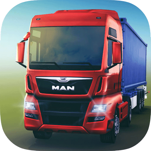 Truck simulation 16 for Android