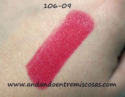Lip Couture 106-09 de Etre Belle