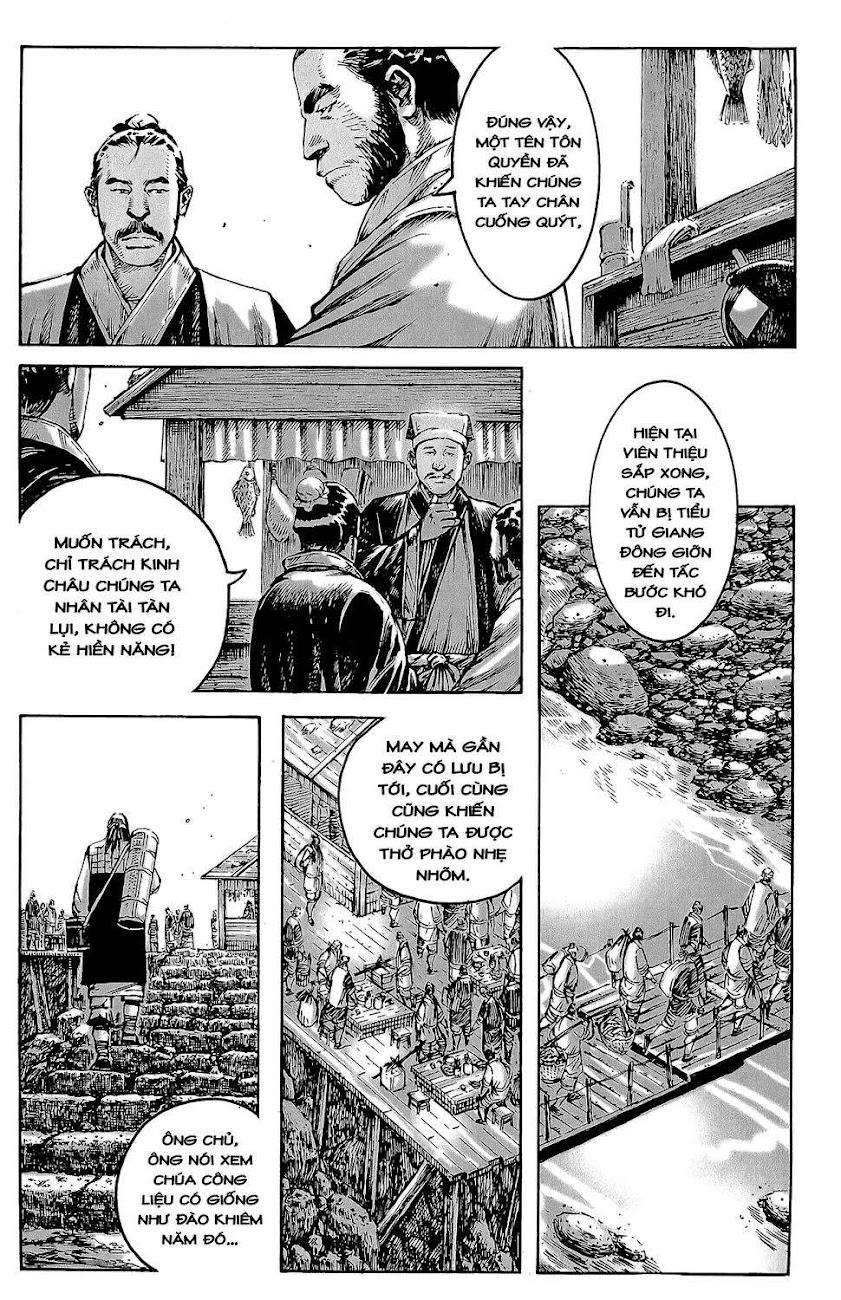 Hỏa phụng liêu nguyên Chương 366: Thơ hay hoa đẹp [Remake] trang 7