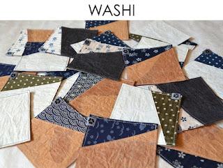 Untersetzer aus Washi von Noriko handmade, japanisch, Japan, handgemacht, Einzelstück, Unikat, Design