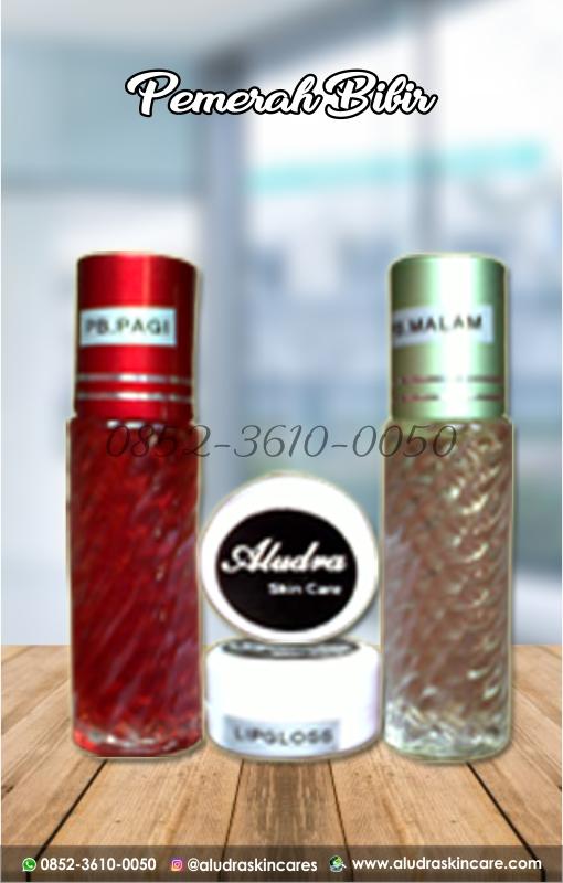 pemerah bibir alami, aludra skin care, 0852-3610-0050