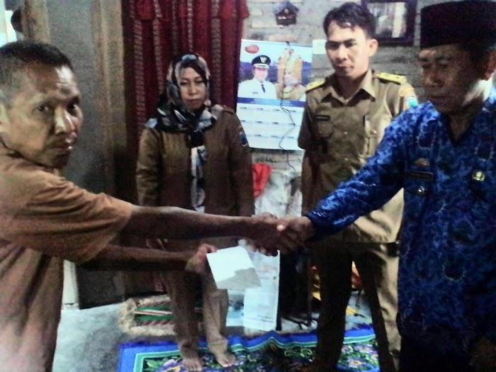 Lembaga Keuangan Mikro (LKM)  Mandira Rajabasa Bantu Muhardi Warga Desa Banding