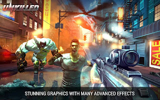 UNKILLED v0.4.0 Apk Mod Unlimited All