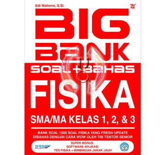 Big Bank Soal Bahas Fisika Sma Ma Kelas X Xi Amp Xii Blajar Pintar