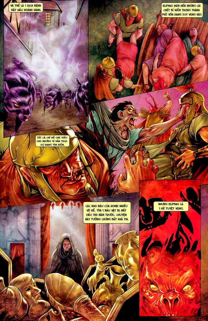 X-Men Necrosha chap 5 trang 40