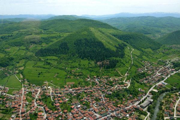 Босненските пирамиди са 1000 години по-стари от Египетските
