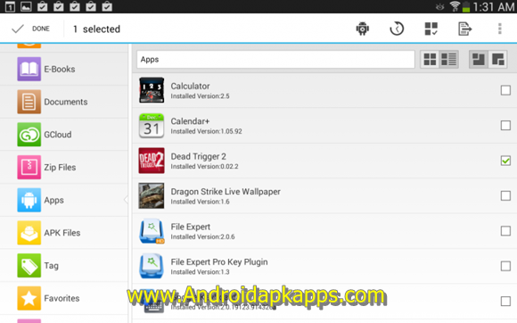 File Expert with Clouds Apk PRO v7.1.7