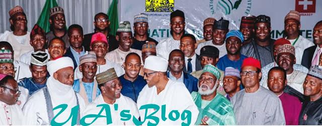 36 presidential candidates beg Atiku to drop litigation against Buhari