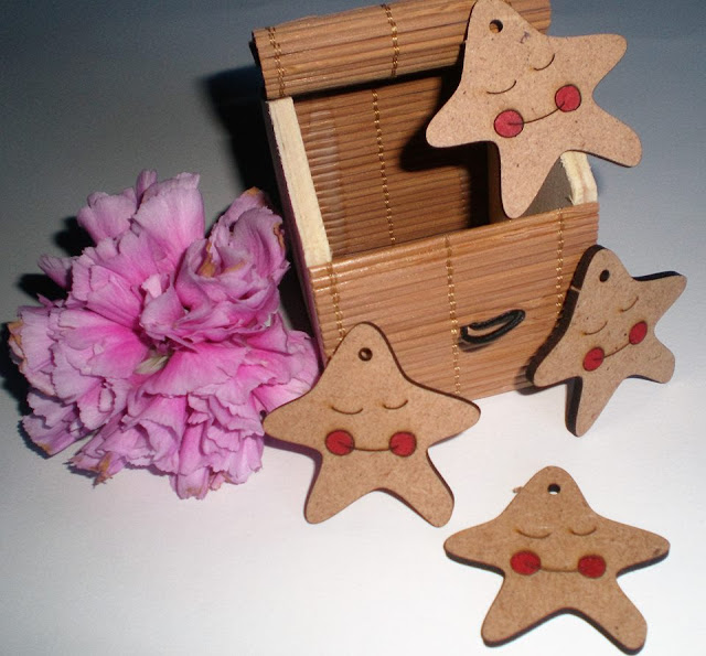 Estrellas para decorar