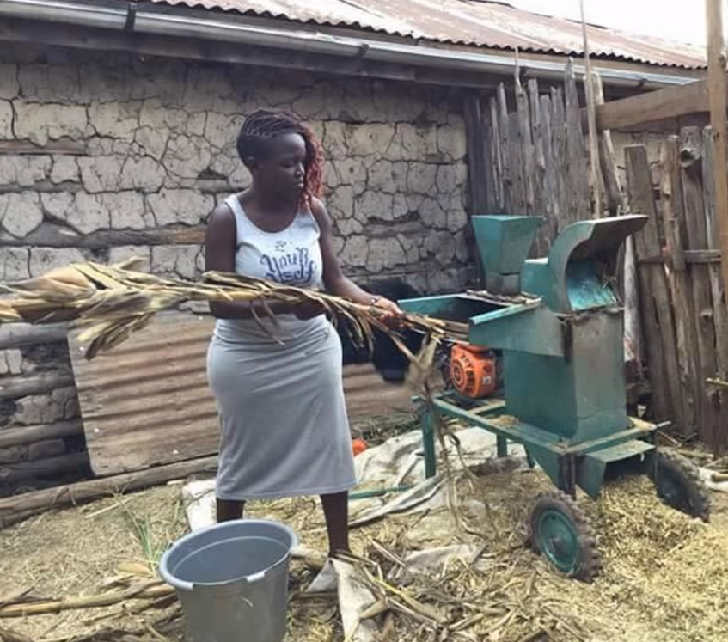Nakku Justine Is A multi-millionaire Farmer at 25