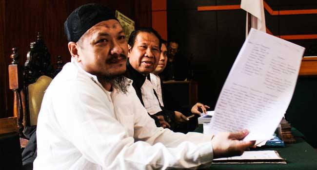Pledoi Freddy Budiman Hilang di Website Mahkamah Agung