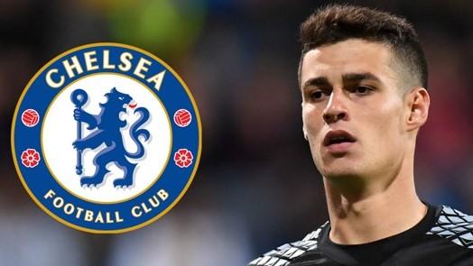 Chelsea break transfer record
