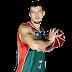 Ondrej Balvin en la visita de Baloncesto Sevilla a Gines