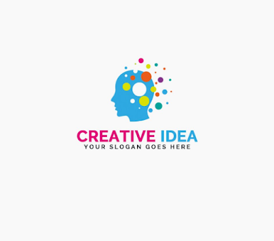 Creative Logo PNG and PSD Free