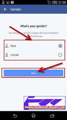 cara masuk facebook baru