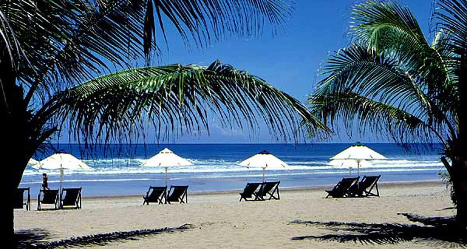 Objek Wisata Pantai Legian Bali Idola Wisatawan Australia
