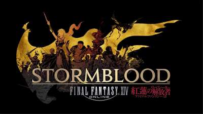 How to unblock Final Fantasy XIV : Stormblood earlier ?