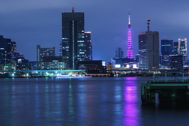 東京タワー・ドリーム・ピンクのダイヤモンドヴェール