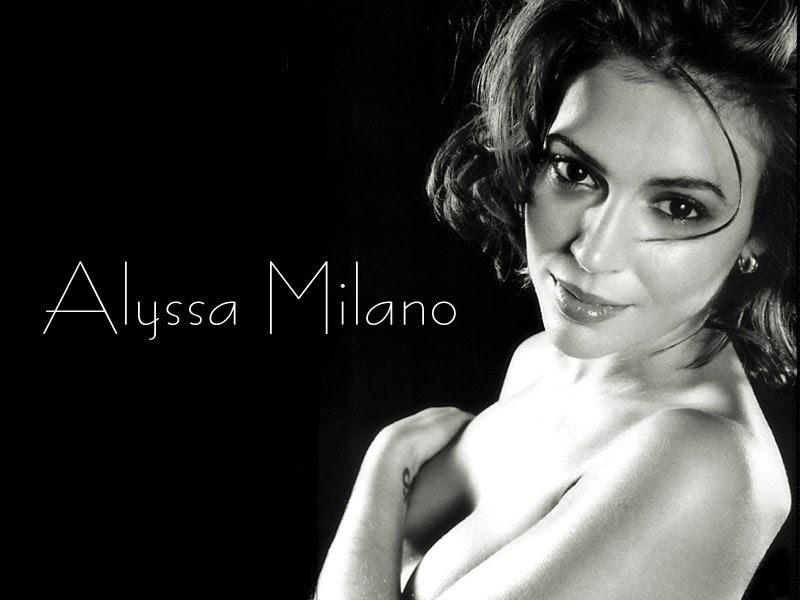 Salman Hd Wallpaper Alyssa Milano Wallpapers