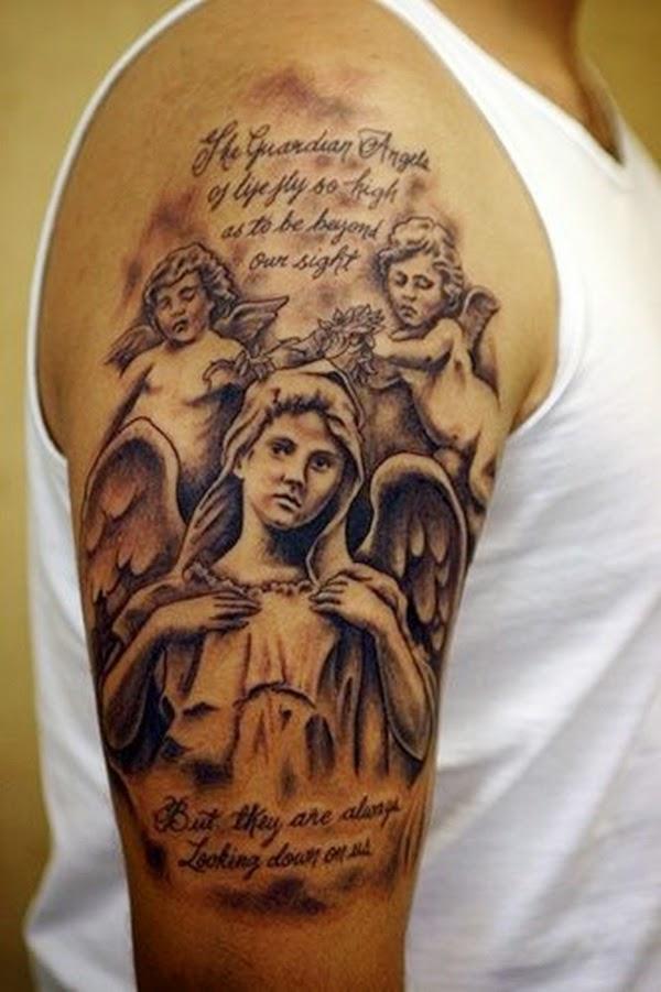 New Tattoo Design: NEW TATTOO DESIGNS FOR MEN