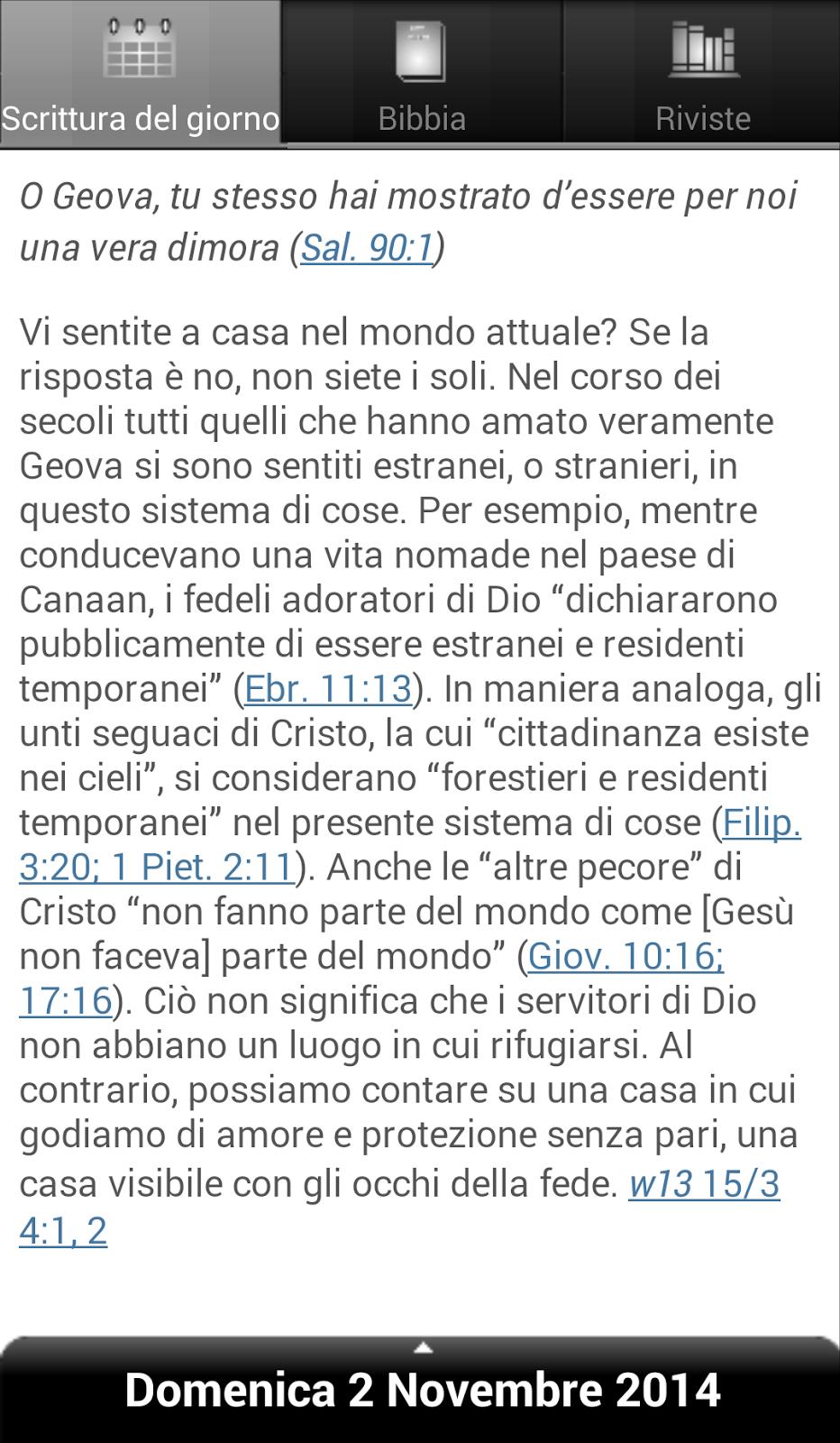 Lo Scrigno Dei Tesori Novembre 2014