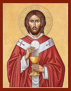 Our Lord Jesus Christ, the Eternal High Priest