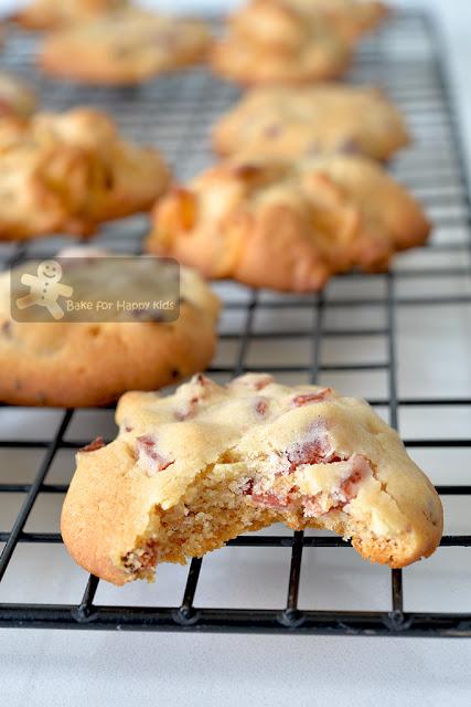 soft chewy bak kwa honey cookies