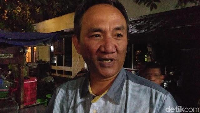 Andi Arief: Saya Harap Laporan ke 'Faksi Setan' Diproses Polisi