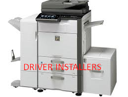 Sharp MX-4140N Driver Download and Installers