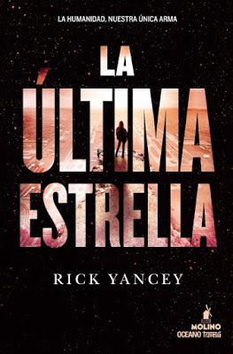 La ultima estrella de Rick Yancey