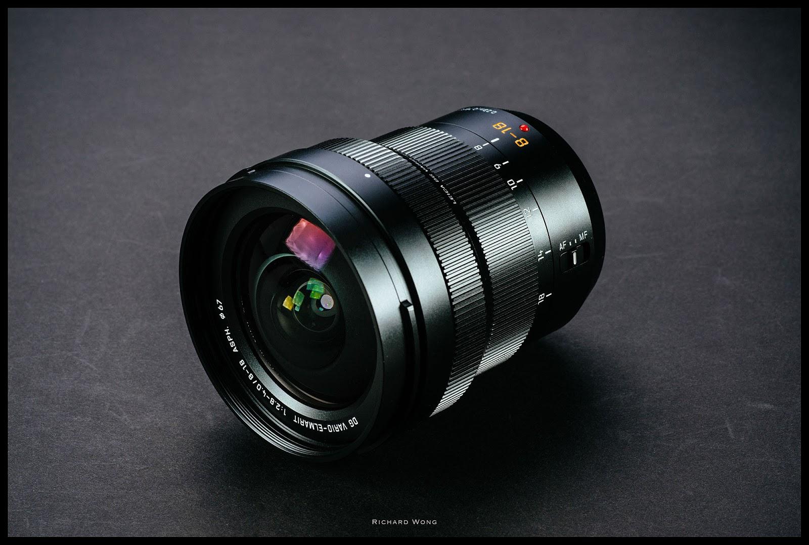 Leica DG Vario-Elmarit 8-18mm f/2.8-4.0 Asph