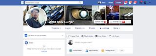 Creack & page click, Create a Facebook Page