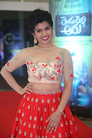 Mahima in beautiful Red Ghagra beigh transparent choli ~  Exclusive 135.JPG