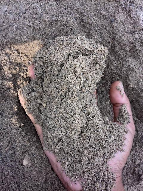 pasir untuk pasang bata